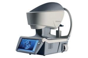 Dispositivo de Diagnóstico Oftalmológico Vx120
